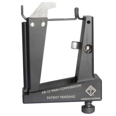ATI 9MM ADAPTER FOR 5.56 LOWER RECEIVER