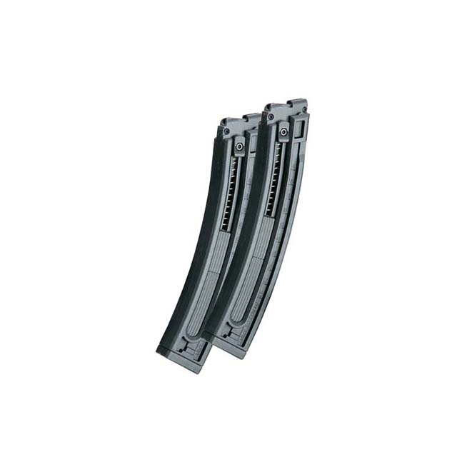 GERMAN SPORT GSG-522 MAG TWIN PACK MAGS 2 EA 22LR 22.RD